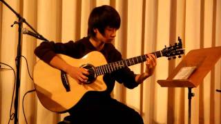Sungha Jung - Perfect Blue [HD] [LIVE in Turku, Finland]