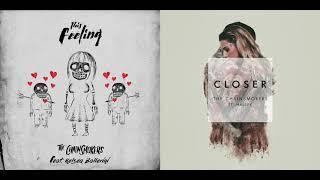 This Feeling Vs Closer  (MASHUP) - The Chainsmokers, Halsey, Kelsea Ballerini