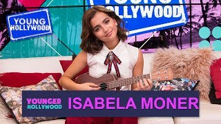 Get To Know Isabela Moner While She Sings & Plays The Ukulele!