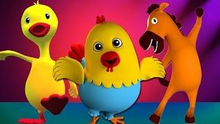 si vous êtes heureux et vous le savez | rimes en français | chanson bébé | If You Are Happy