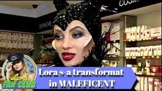 LORA S-A TRANSFORMAT IN MALEFICENT | Interviu- Vorbeste Lumea