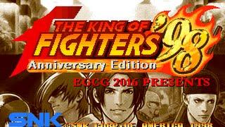 Kof 98 con personajes ocultos para Tiger Arcade,Fba4droid y Kawaks en Android