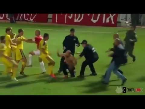 Top 20 Comedy Crazy 2015-2016   Funny Football Video HD Part 1