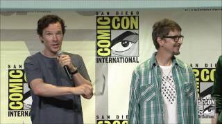 Marvel Hall H Video San Diego Comic Con 2016