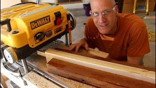 How to Turn Your Planer Into a Jointer
