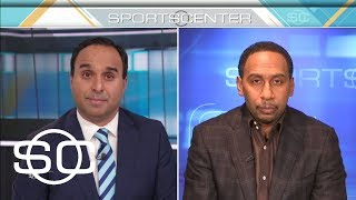 Stephen A. Smith reacts to Derrick Rose leaving Cavaliers, future in NBA | SportsCenter | ESPN