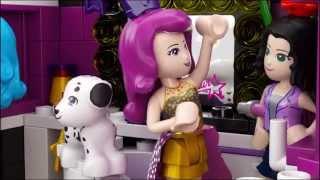 Lego Friends | 41104 | Pop Star Dressing Room | 3D Review