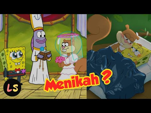 Xxx Mp4 Spongebob Dan Sandy Menikah 1 10 Fakta Serial Spongebob Squarepants 3gp Sex