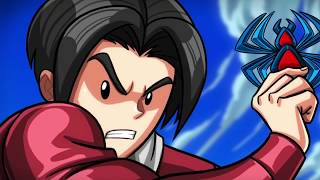 SPIDERMAN vs VENOM in Kamen Rider Style【 Marvel Superheroes Parody 】