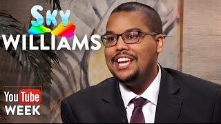 Sky Williams: Black! Gay! Gamer! Talking Black Lives Matter, SJW's, & Victim Culture (YouTube Week)
