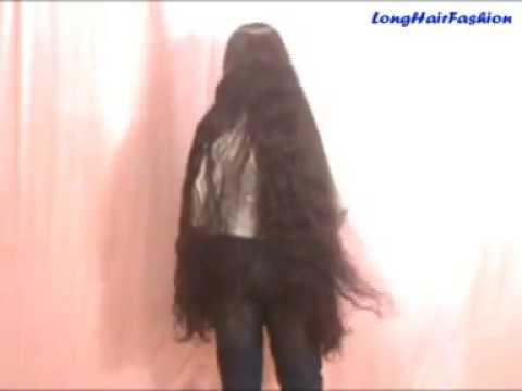 Varsha Long Hair Video Promo.mpg