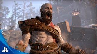 God of War (God of War 5) - Playstation 4 10 Minute Gameplay Demo [1080p 60FPS HD]