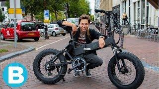Eerste indruk: de Mate X is een beest van een e-bike 🚲