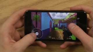 Counter-Strike 1.6 Nexus 4 Gameplay Review
