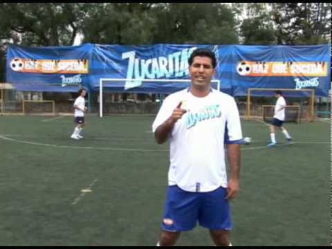 Soccer tips Delanteros 1 Zucaritas