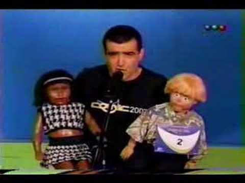 Karim Araujo el mejor ventrilocuo del mundo PARTE 1