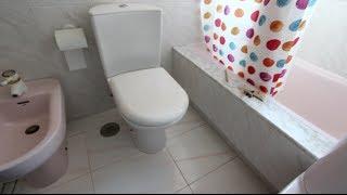 Como cambiar el inodoro de un baño
