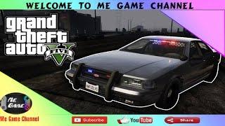 GTA 5 Online Phượt - Cướp xe cảnh sát phượt =)) (Full HD)
