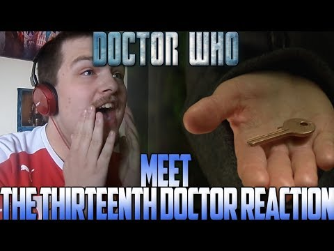 Doctor Who: Meet the Thirteenth Doctor Reaction