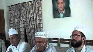 Hazrat Sheikh Abul Hassan Noori  (R.A) 11 JULY 2011