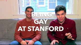 Being Gay at Stanford