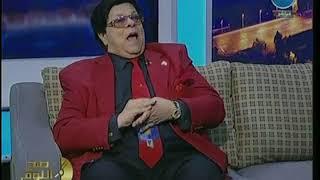 الفنان إبراهيم نصر يكشف عن أغرب موقف حدث له أثناء تصوير الكاميرا الخفية.. وضحك رهيب من الغيطي