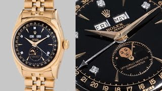 The 5 MILLION DOLLAR Rolex | Rant&h