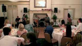 Implement - Maui Girl - Team Tupua At The Wedding Of Shaun And Marru (2)