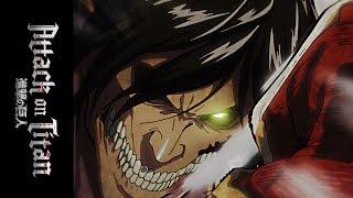 Attack on Titan - Official Clip - Clash of the Titans