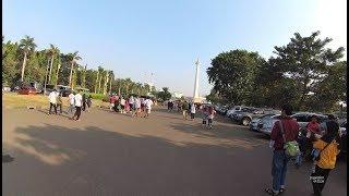 Perjalanan Menuju Monas Part.2 Mantap Sudah YN010809