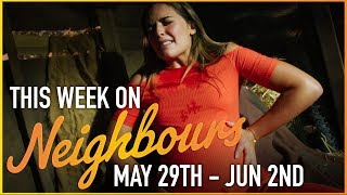 This Week On Neighbours (May 29th - June 2nd)