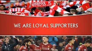Liverpool FC Songs -  ALLEZ ALLEZ ALLEZ -  with Lyrics