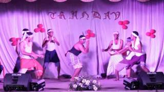 RSET Hostel day dance 2013