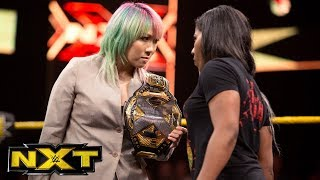 Ember Moon says Asuka is afraid of the truth: WWE NXT, Aug. 2, 2017