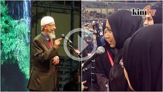 'Allahu Akbar' bergema disaat empat individu ucap kalimah syahadah
