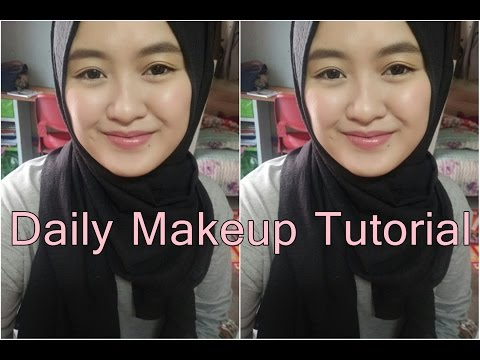 10 Minutes Daily Makeup for College | Azewa Amani | Malaysia