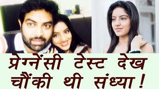 Deepika Singh was SHOCKED by her own PREGNANCY! | FilmiBeat