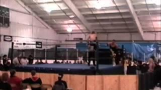 FTW Danny DeManto w/Lizzy Valentine vs Bandido Jr w/ Gorgeous George