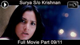 Surya Son of Krishnan Telugu Movie Part 09/11 || Suriya, Sameera Reddy, Simran, Ramya
