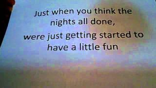 cowgirl kerry harvick lyrics