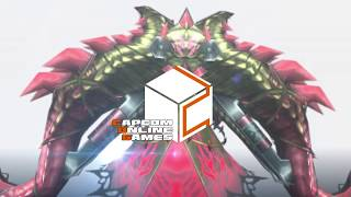 【MHF-ZZ】オリジナル新武器種『マグネットスパイク』 プロモーションムービー