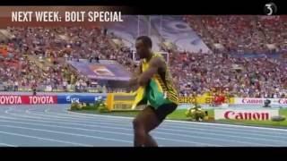 Usain Bolt dançando mc kekel quer andar de meiota (COMEEDIA NO AR)