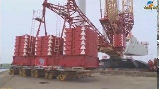 Biggest Mega Machine Crane  in The World