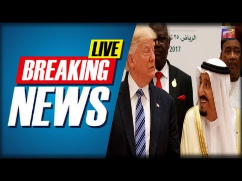 Xxx Mp4 BREAKING Trump Poses REVOLUTIONARY Question To Arab States 3gp Sex