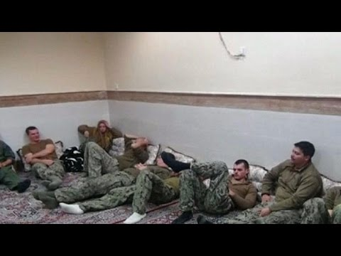 Iran releases 10 detained U.S. sailors