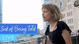 """Grace VanderWaal - """"Sick of Being Told"""" (Live)"""