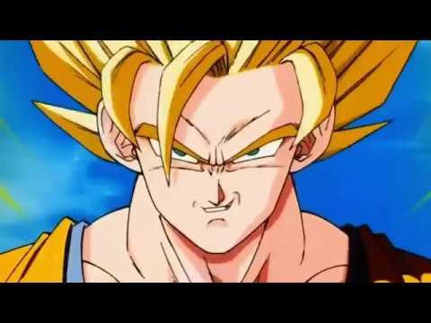 Dragon Ball Z  Goku Turns Super Saiyan 3 for the First Time 1080p HD
