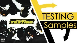 Every Sample From A$AP Rocky's TESTING
