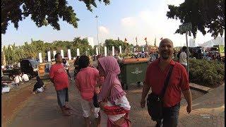 Perjalanan Menuju Monas Part.4 Mantap Sudah   YN030809