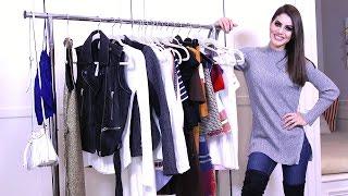 Fashion Haul Winter 2016   Makeup Tutorials and Beauty Reviews   Camila Coelho